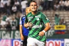 """Deportivo Cali: """"Este momento iba a llegar"""", Santos Borré"""