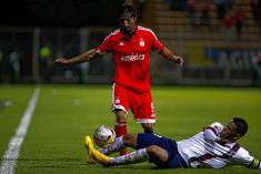 Ernesto 'Tecla' Farías salvó al América de Cali de derrota ante Unión en Torneo Águila