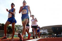 Cuenta regresiva para el Mundial de Atletismo de Menores