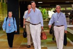 """Gobierno de Colombia y Farc planean iniciar desminado """"cuanto antes"""""""