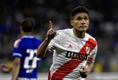 Con gol de Teófilo Gutiérrez, River Plate eliminó a Cruzeiro de la Copa Libertadores y llegó a semifinales