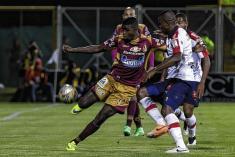 Deportes Tolima y Medellín no se hicieron daño en la ida de las semifinales de Liga Águila
