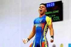 Cuatro pesistas del Valle, confirmados en la nómina colombiana que estará en Río 2016