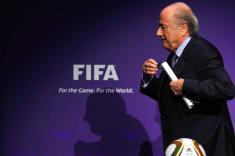 Once miembros del comité ejecutivo de la Fifa en 2010, expulsados o suspendidos