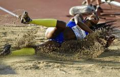 Caterine Ibargüen: ¡A centímetros del oro olímpico!