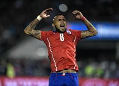 Arturo Vidal no jugará el partido amistoso con Chile