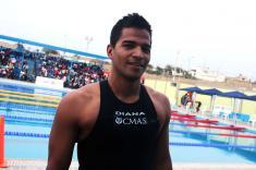 Vallecaucanos fueron figuras en Mundial de Natación con Aletas