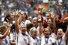 Estados Unidos vence a Japón y gana la Copa Mundial de fútbol femenino