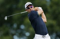 Camilo Villegas inició con pie derecho en el torneo The Barclays