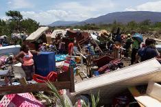 El calvario de los colombianos a orillas del Táchira es peor por la noches