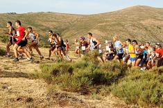 La carreras de montaña ganan espacio entre los atletas