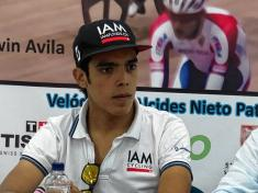 Jarlinson Pantano habló de su experiencia en el Tour de Francia