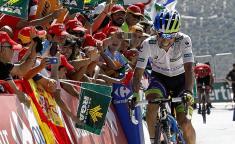 ¿Hasta dónde llegará Esteban Chaves en la Vuelta a España?