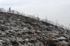 En Dapa claman por plan de contingencia para evitar más incendios