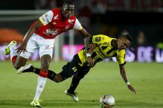 Santa Fe y Atlético Nacional lideran la Liga Águila