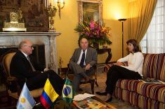 Brasil y Argentina buscan mediar en crisis de la frontera colombo-venezolana