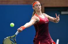 Terminó el sueño de Mariana Duque en el US Open
