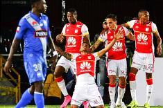 Santa Fe enfrentará a Huracán en final de Copa Sudamericana