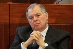 Procuraduría mantendrá esquema de seguridad de Alejandro Ordoñez