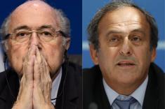 Comisión Ética de Fifa suspende por 90 días a Blatter y Platini