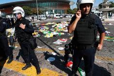 Autores de atentado en Ankara fueron dos kamikazes, dice primer ministro