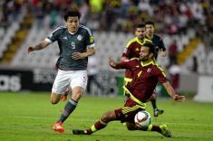 La Selección de Paraguay dio la sorpresa ante Venezuela de visitante