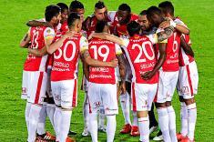 Santa Fe es finalista de la Copa Sudamericana
