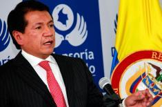 A interrogatorio Jorge Armando Otálora por presunto acoso sexual y laboral