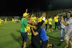 Atlético Bucaramanga consiguió su ascenso a la A