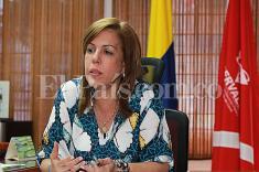 """""""Recorte presupuestal no afecta programas de Alto Rendimiento"""": Clara Luz Roldán"""