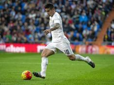 """Zinedine Zidane: """"James Rodríguez es un jugador importantísimo en Real Madrid"""""""