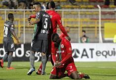 Cortuluá logró un valioso empate frente a Equidad en Liga Águila