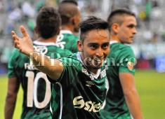 Deportivo Cali golea parcialmente 5-1 al Tolima