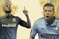 Los cantos de sirena vienen ahora del fútbol chino