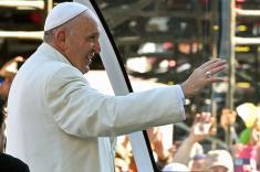Papa insta a obispos mexicanos a no temer ante el narcotráfico