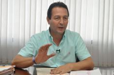 """""""Estoy muy comprometido con la ciudad"""": Silvio López, secretario de deporte"""