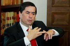 """""""Antes de mayo se completará el proceso de desarme"""": Mininterior"""