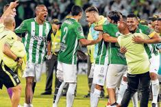 Atlético Nacional va por el brindis final en la Copa Libertadores