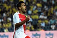 Falcao García jugará con Mónaco la fase de grupos de la Liga de Campeones