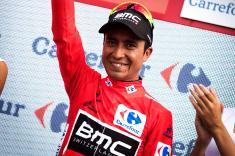 Siete colombianos han sido líderes de la Vuelta a España