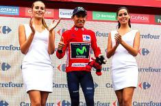 """""""Siempre soñé con ganar en Lagos de Covadonga"""": Nairo Quintana"""