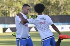 La Selección Colombia tiene una cuenta pendiente con Venezuela
