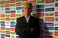 Orlando Restrepo, nuevo técnico de la Selección Colombia Sub-17