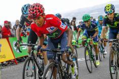 Nairo Quintana quiere mucho más en la Vuelta a España