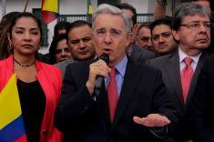 Centro Democrático radicó demanda contra acto legislativo por la paz
