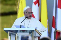 """""""Cuando el acuerdo de paz sea blindado por el plebiscito iré a Colombia"""": papa Francisco"""