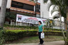 Molestia por construcción de centro de refugio animal cerca al Cerro de La Bandera