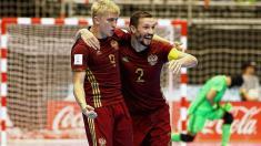 Rusia es el primer finalista del Mundial de Fútsal