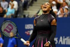 La tenista Serena Williams criticó de frente el racismo en EE.UU.