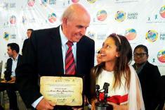 Armitage, entre alcaldes más comprometidos con el juego como derecho para los niños